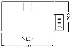 """M2900″ SHAPE TAR MAXI BOARD"