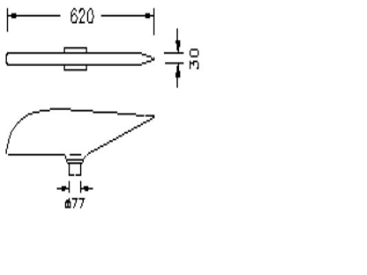 """""""M671″ SHAPE FOR REVER SEAM-OPENING"""