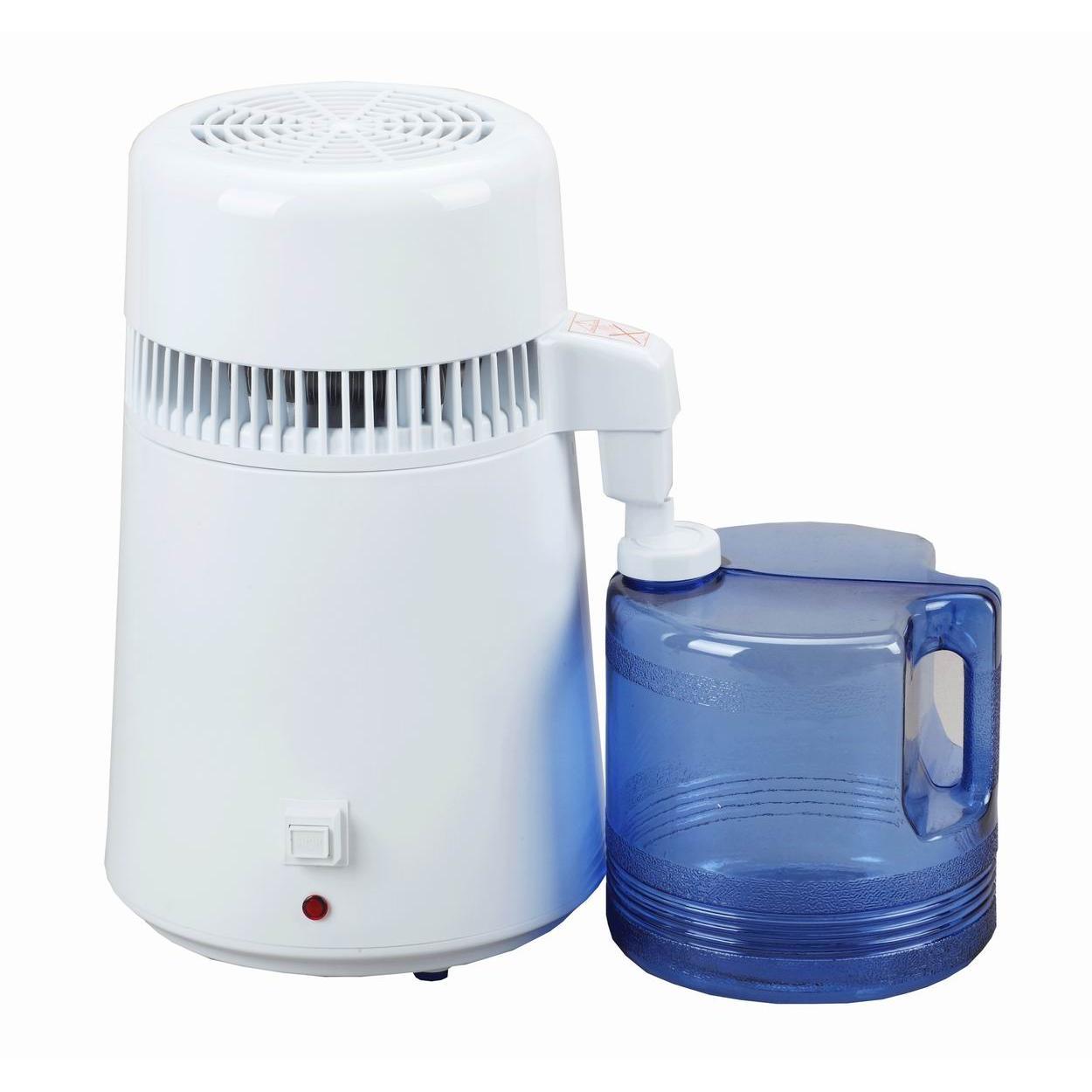 Water Distiller Manual ~ Kristal water reverberi s r l