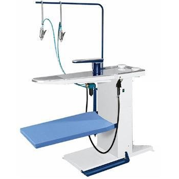 """M4200″ TASMAC SUCTION TABLE, STAIN REMOVER COMPLETE COMPRESSOR"